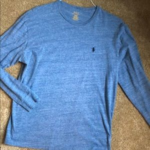 POLO LONG SLEEVE T SHIRT